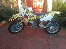 Awesome 2008 RM 125 for sale