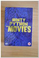 Monty Python The Movies - 4 Box Set