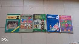 Books for sale class 2,3,4,5