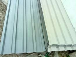 Sheets 2.4 in colour Roofing
