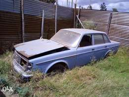 Two Volvo 244 for sale