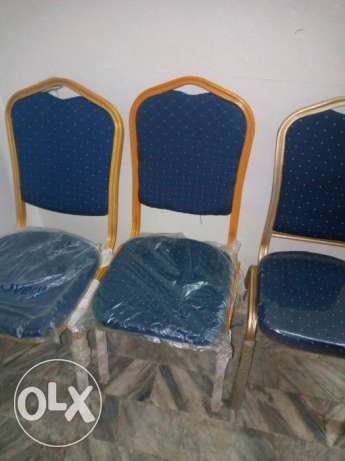 ZK8 Blue Banquet Chair(new) Lagos Mainland - image 1