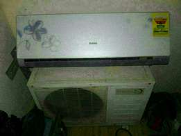 Very neat Galanz 2HP AC is for sale