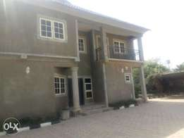 4 bedroom duplex with 2room BQ narayi nafdac kaduna south