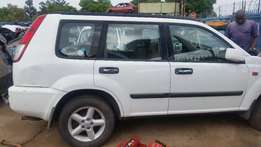 Nissan x-trail spares call us