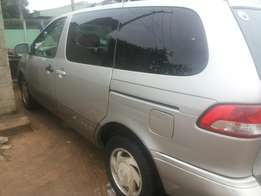 2002 registered sienna xle for sale.