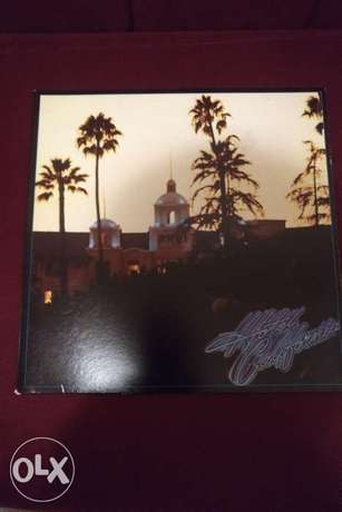 Hotel California - Eagles -1976 - Vinyl