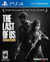 The last of us ps4 for sale
