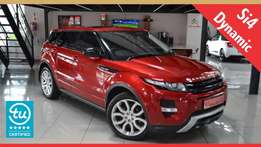 Evoque 2.0 Si4 Dynamic 5 Door Auto (177kW)