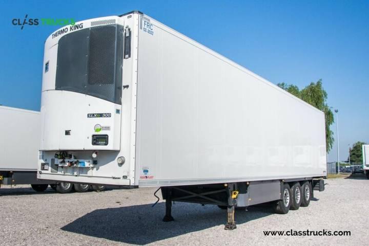 Schmitz Cargobull SKO 24L - FP 45 ThermoKing SLXe300 DoubleDeck - 2016