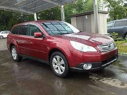 2011 Subaru Outback Winered J.Arrived Immac Condition 2499konly