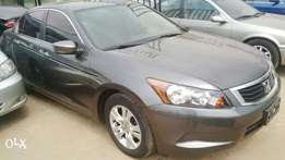 2008 Honda accord (Tokunbo)