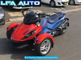 Can-am Spyder 990 RSS