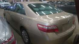 Toyota Camry Toks tokunbo