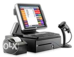 POS systems Services and softwares for any type of businesses