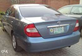 Camry le 2004 AC okay good Co noting to gex