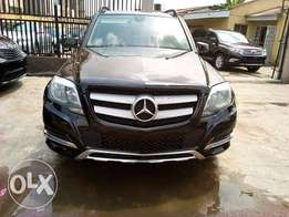 MERCEDES BENZ GLK 350 Black Colour 2012 Model