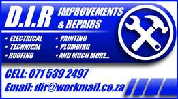 DIR Electrical services more for way less