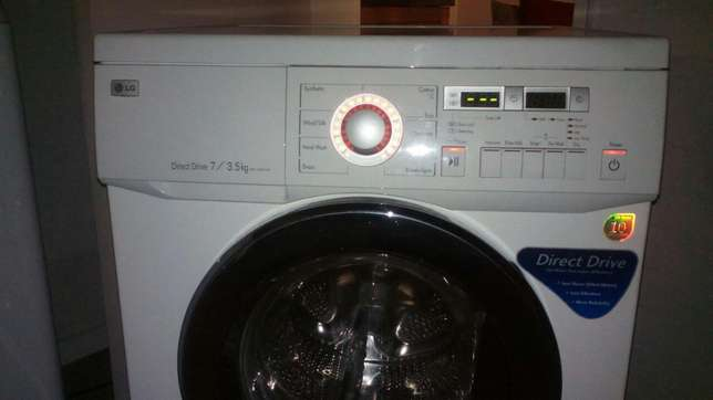 Lg direct drive washer/ dryer in excellent condition Brackenfell - image 2