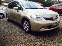 Nissan Tiida Hatchback slightly used just like New call for viewing