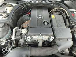 Wanted Mercedes Benz C 200 Kompressor Motor