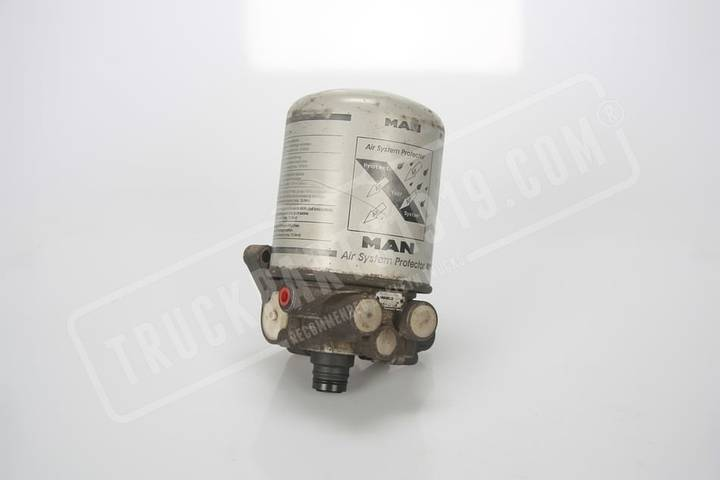 Wabco Air dryer  other pneumatic spare part for truck