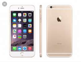 iPhone S6 plus Gold