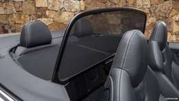 Audi A5/S5/RS5 convertible wind deflector