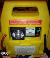 FREE Delivery Tyre Pump & Jumper