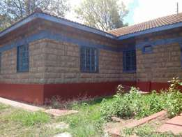 4bedroomed bungalow to let in Ngong