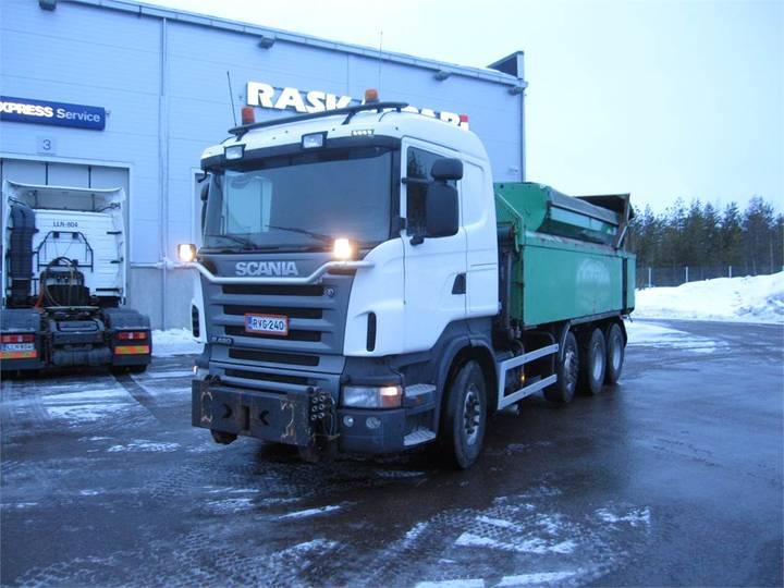 Scania R-serie - 2010