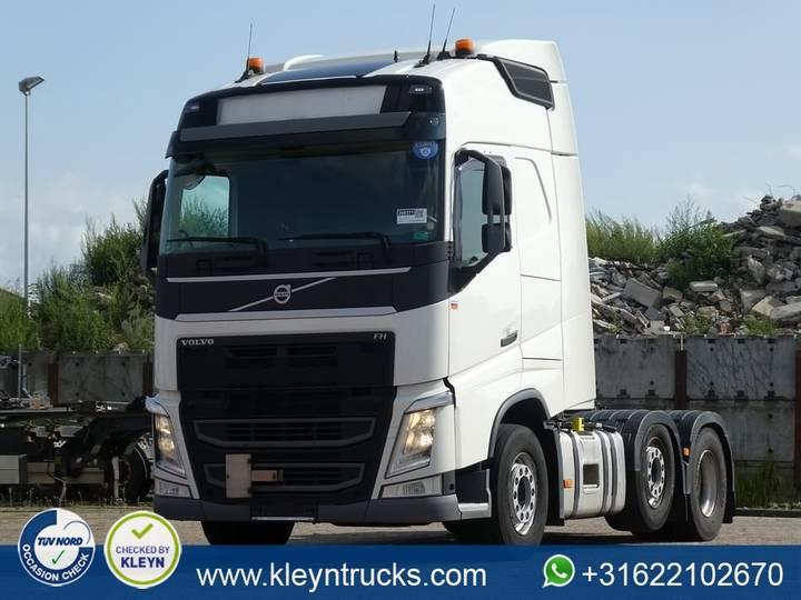 Volvo FH 460 6x2 e6 globetrotter - 2014