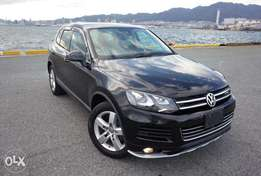 Vw Touareg Hybrid New Shape Year 2011 Automatic Petrol 4WD at 4.5M