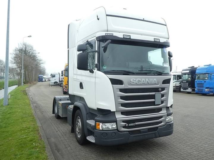Scania R450 tl ret. scr only - 2014