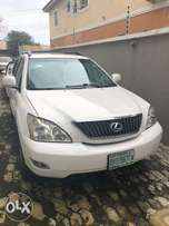 Very clean lexus Rx350 for sale