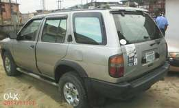 Clean pathfinder for sale