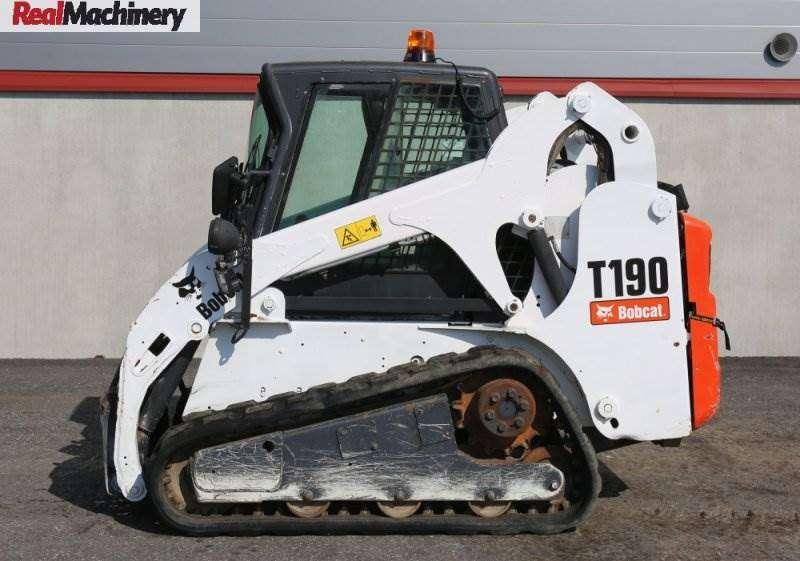 Bobcat T190 - 2001