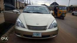 2 months use Lexus ES 330 at affordable price