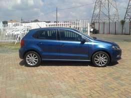 2016 Vw Polo 1.2tsi highline Auto For Sale R145000 Is Available.