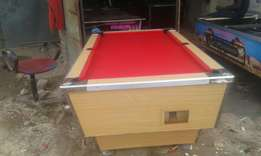 Local pool tables