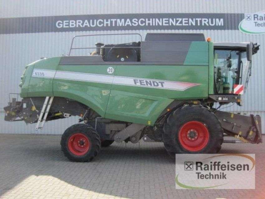 Fendt 6335 c - 2013 - image 2
