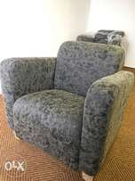 One Seater Lounge Suite