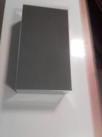 Zaawansowane Szafka lustrzana stal nierdzewna chrom 30x55x14 nowa Leszno • OLX.pl WV16