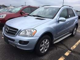 Clean tokumbo 2007 Mercedes ML 350