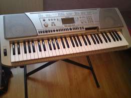 UK used Tokunbo Yamaha PSR 450 Advanced Keyboard Piano