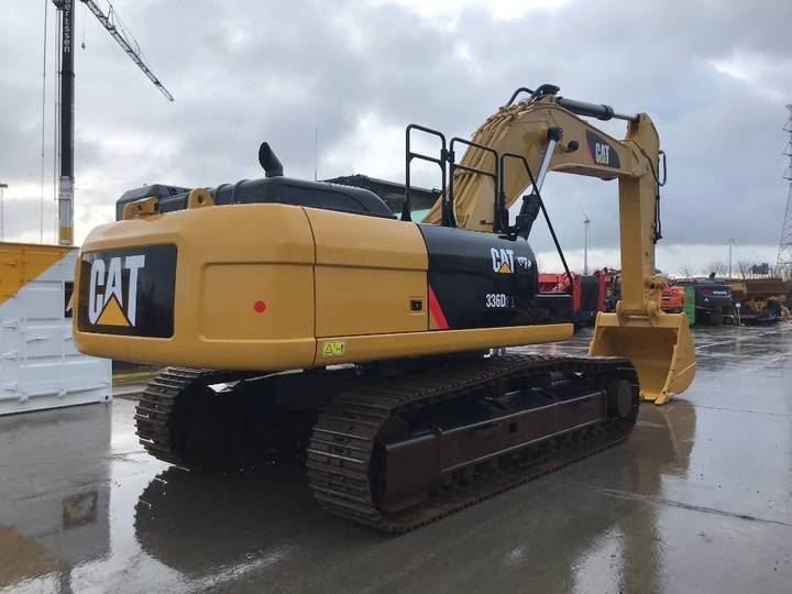 Caterpillar 336 D2L - 2017 - image 5