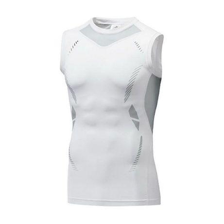 7b6ffea45 Koszulka termiczna Adidas TECHFIT PREPARATION rozm. S, M Łapy - image 1