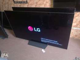 "Brand new LG OLED 65"" Flat UHD 4K 3D webOS LED TV"