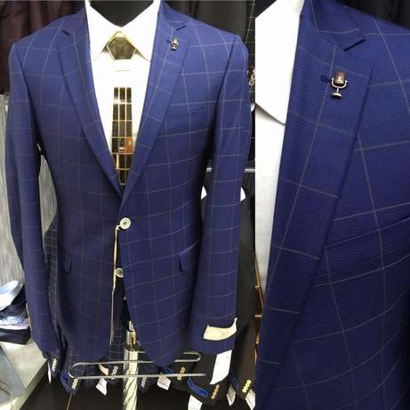 Men's Slim Fit Suits Nairobi Greenfields - image 3