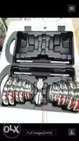 30kg dumbbell set For sale all item available